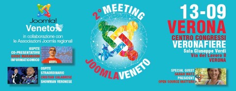 50 sfumature di SEO: intervento al Joomla Meeting Veneto