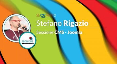 Slide SEOCAMP 2015 Napoli su Joomla e la SEO